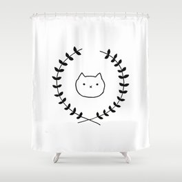Cat Appreciation Shower Curtain