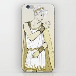 King Consort iPhone Skin