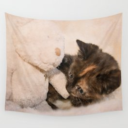 Seriously Cute! Wall Tapestry