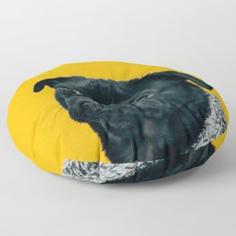 Pug Is Life Floor Pillow