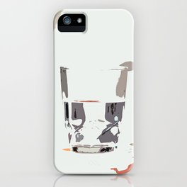 The glass iPhone Case