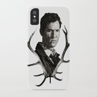 true detective iPhone & iPod Cases featuring True Detective by ConnorEden