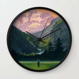Lost Wall Clock