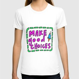 solid advice T-shirt