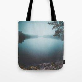 Lake insomnia Tote Bag