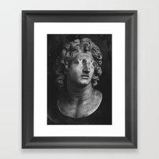 Alexander The Great II Framed Art Print