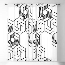 Hex 601 Blackout Curtain