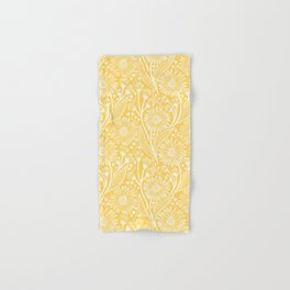 Sunshine Yellow Coneflowers Hand & Bath Towel