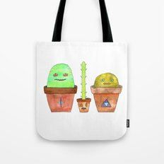 Magic Cacti Tote Bag