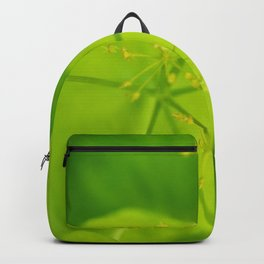 50 shades of green Backpack