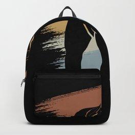 Gorilla retro Affe Backpack