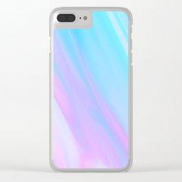 Shi Nitzan Clear iPhone Case