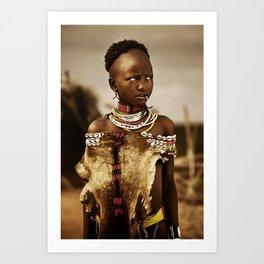 Ethiopia 6 Art Print