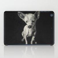 chihuahua iPad Cases featuring Chihuahua dog  by Sara.pdf
