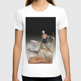 On The Rocks T-shirt