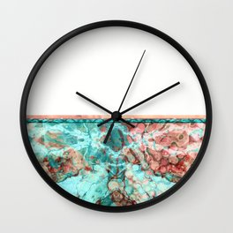 Liquified Wall Clock