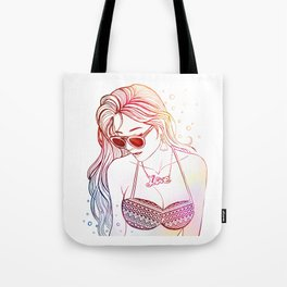 summerII *GirlsCollection* Tote Bag