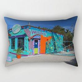The Workshop-horizontal Rectangular Pillow