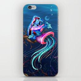 Mrs. Jellyfish iPhone Skin