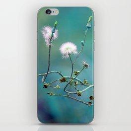 Fantasy Dandelions iPhone Skin