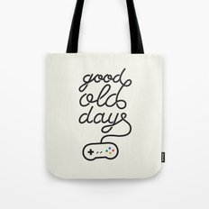 Good Old Days - Videogame Tote Bag