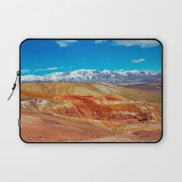 Altai Mountains Valley, Kizil-chin Laptop Sleeve