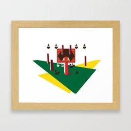 Machinery, No. 0002 Framed Art Print