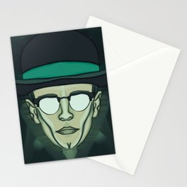 Enigma Stationery Cards