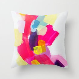 Little Sweetie 3 Throw Pillow