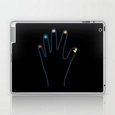 Spirit Fingers Laptop & iPad Skin