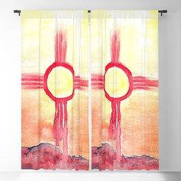 Desert Sun Blackout Curtain