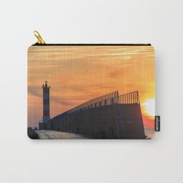 Light House at Port la Nouvelle South France Carry-All Pouch