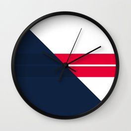 Undercover Wall Clock