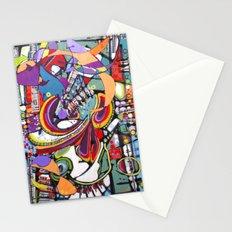 Spark Mandril Stationery Cards