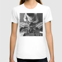 shoe T-shirts featuring Shoe Maker by Asia Fuse Dirty Tease