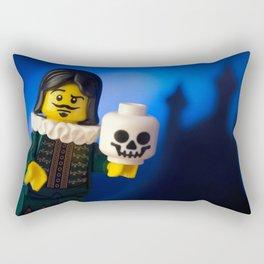 Alas... Rectangular Pillow