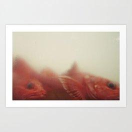 Sea Specters Art Print