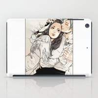 jem iPad Cases featuring Morning Light by Cassandra Jean