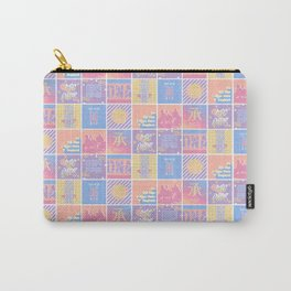 """BTS """"Love Yourself 承 'Her'"""" Pattern Carry-All Pouch"""