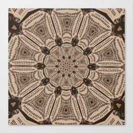 Ouija Wheel - Beyond the Veil Canvas Print