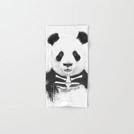 Zombie panda Hand & Bath Towel