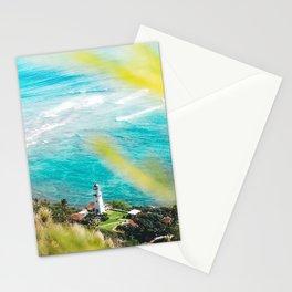 Diamond Head Lighthouse, HI Stationery Cards