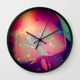 Hours of Use Wall Clock