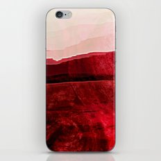 Dreaming of red iPhone & iPod Skin