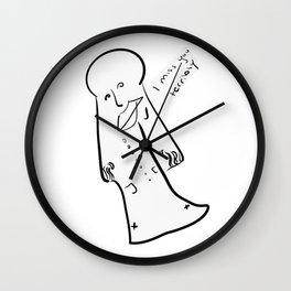 i miss u Wall Clock