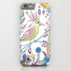 exotic bird iPhone 6s Slim Case