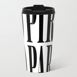 Andrea Pirlo No Pirlo No Party Travel Mug
