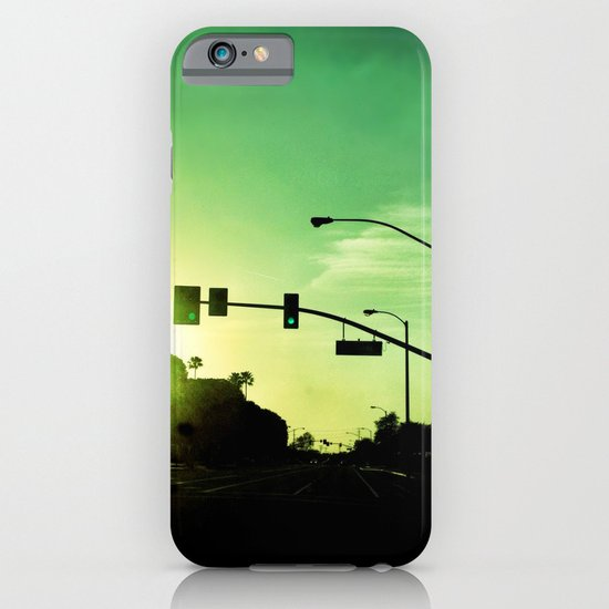 Green. iPhone & iPod Case