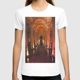 Pillars Of Light! T-shirt