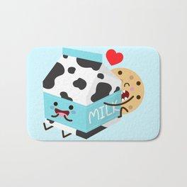 Milk and Cookie Bath Mat